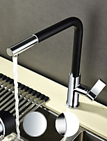 cheap -Kitchen faucet - Single Handle One Hole Painted Finishes Tall / High Arc Other Contemporary Kitchen Taps