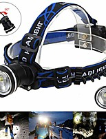 cheap -led headlamp t6 10w super bright adjustable fishing hiking headlamp light flashlight torch perfect for runners, lightweight, waterproof, adjustable headband