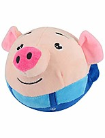 cheap -talking toy, multifunction jumping plush interactive toys, sing and repeats what you say toy gift for children