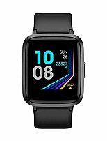 "cheap -a1 smart watch for android phones and iphones activity tracker with 1.3"" touch screen bluetooth smartwatch, ip68 waterproof fitness tracker, heart rate, sleep monitor, step counter"