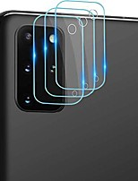 cheap -2020 updated  for galaxy s20 plus camera lens protectors 6.7 inch, ultra thin hd clear bubble free case friendly tempered glass film screen protector for samsung galaxy s20 plus, 3 pack (clear)