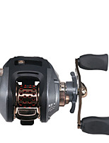 cheap -Fishing Reel Baitcasting Reel 6.9:1 Gear Ratio 10 Ball Bearings Adjustable for Sea Fishing / Freshwater Fishing / Trolling & Boat Fishing