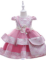 cheap -Princess Dress Bags and Purses Kid's Girls' Party / Evening Princess Lolita Party Evening Festival Christmas Children's Day New Year Festival / Holiday Terylene Pink / Green / Gray Easy Carnival