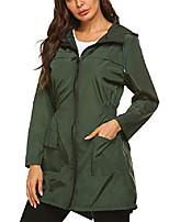 cheap -women rain coat with hood waterproof anorak rain jacket women black