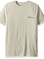 cheap -men's 6 foot and single tee, snow white heather, xxl