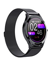 cheap -MK10 Unisex Smartwatch Bluetooth Heart Rate Monitor Blood Pressure Measurement Calories Burned Long Standby Health Care Stopwatch Pedometer Call Reminder Activity Tracker Sleep Tracker