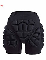 cheap -3d hip protection padding shorts,anti-fall pants,skateboarding, cycling, breathable protective gear for ice skating,ski skate snowboard skating, climbing,suitable for children, adults, unisex (l)