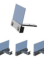cheap -Bed / Desk Mount Stand Holder Adjustable Stand Screen Magnifier ABS Holder