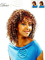 cheap -junee fashion manhatten style wig dear color: 1010