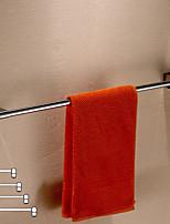 cheap -Towel Bar / Bathroom Shelf Adjustable Length / New Design / Creative Contemporary / Modern Stainless Steel / Zinc Alloy / Metal 1pc - Bathroom 1-Towel Bar Wall Mounted