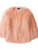 cheap -Long Sleeve Shrugs Woolen Party / Evening Women's Wrap With Tassel / Solid / Stripe