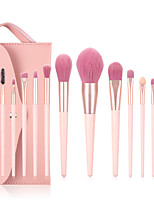 cheap -Professional Makeup Brushes 12pcs Soft Full Coverage Lovely Comfy Wooden / Bamboo for Makeup Tools Eyeliner Brush Blush Brush Foundation Brush Makeup Brush Lip Brush Lash Brush Eyebrow Brush