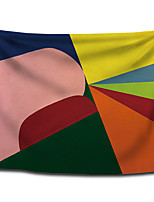 cheap -Wall Tapestry Art Decor Blanket Curtain Picnic Tablecloth Hanging Home Bedroom Living Room Dorm Decoration Polyester Multicolor Pattern Inclusions