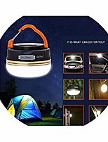cheap -3w tent lamp usb rechargeable mini portable ultra bright light lantern tent lamp 6 hour outdoor camping hiking lamp,black