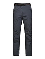 cheap -men's outdoor pants breathable quick-dry hiking pants, dark gray