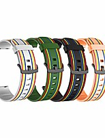 cheap -ecsem compatible with amazfit gtr 47mm bands replacement accessory sport colourful silicone bracelet strap band for amazfit gtr 47mm smart watch, soft and durable (4colorsc)