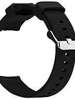 cheap -20mm 22mm width camouflage silicone quick release wristband replacement sports straps bracelet watch band women men strap with quick release pins for samsung galaxy watch 3 smartwatch (stylec, 22mm)