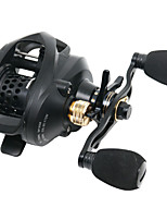 cheap -Fishing Reel Baitcasting Reel 7.2:1 Gear Ratio 7 Ball Bearings Adjustable for Sea Fishing / Freshwater Fishing / Trolling & Boat Fishing