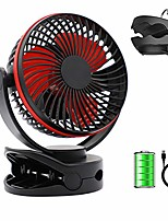 cheap -led camping lantern with tent ceiling fan, operated clip on desk fan with hanging hook for backpacking, hiking, home baby stroller & office (black)