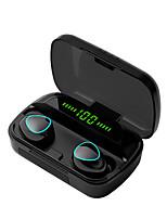 cheap -LITBest TWS Wireless Headphones Bluetooth 5.0 Earphones HIFI Stereo Earbuds Headsets 2000mAh Charging Box