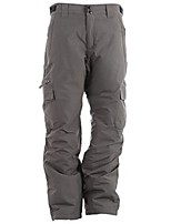 cheap -exposure bobby men's insulated cargo pant, gargoyle, large