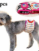 cheap -2pcs dog wrap protective washable reusable dog diaper dog belly band