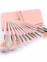 cheap -makeup brushes set 12pcs eye makeup brushes set professional makeup brush essential beauty tool kits for face powder cream liquid cosmetics eyeshadow blending