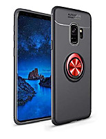 cheap -heavy armor samsung galaxy s9 case ring holder kickstand magnetic base dual layer car mount rotable dual layer protective silicone shell tpu back galaxy s9 (3,galaxy s9)