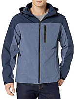 cheap -men's 3-in-1 system rain jacket, blue/navy, xx-large