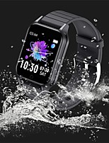 cheap -T96 Smartwatch Support Heart Rate/Blood Pressure Measure, Sports Tracker for Android/iPhone/Samsung Phones
