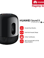 cheap -HUAWEI Sound X (Smart Speaker / Devialet Dual Woofers / 360-Degree Surround Sound / Hi-Res Audio)