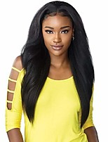 cheap -synthetic instant weave half wig - jolette (99j)