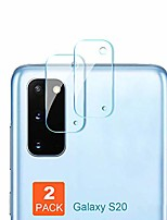 """cheap -s20 camera protector, hd clear 0.2mm ultra-thin,anti-scratch hard tempered glass designed for samsung galaxy s20 camera lens (6.2"""") (3 pack) (clear)"""
