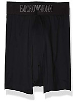 cheap -men's microfiber trunk, black, m