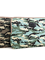 cheap -LITBest 11.6 Inch Laptop / 12 Inch Laptop / 13.3 Inch Laptop Sleeve Canvas Camo / Camouflage / Printing for Men for Women for Business Office Shock Proof