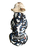 cheap -fleece lined warm dog jacket windproof camouflage dog vest winter coat dog apparel for cold weather dog jacket for small medium large dogs (xxxl(chest 33.07'',back 24.8''))