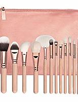 cheap -c.w.us premium quality 15pcs makeup brushes set includes eye shadow brush foundation brush blush brush concealer brush fashion brush (color : 01, size : free)