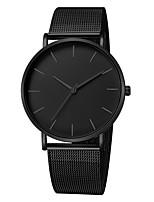 cheap -Men's Sport Watch Quartz Modern Style Stylish Casual Chronograph Analog Digital Rose Gold White+Golden White+Silver / Titanium Alloy