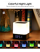 cheap -MUSKY DY28 DY28Plus Mini HIFI Speaker Wireless Bluetooth LED Night Light Super Bass Speakers Line IN TV Tablet Mobile Phone