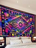 cheap -Tarot Divination Wall Tapestry Art Decor Blanket Curtain Picnic Tablecloth Hanging Home Bedroom Living Room Dorm Decoration Mysterious Bohemian