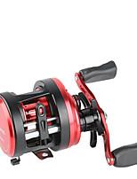 cheap -Fishing Reel Drum Reel 4.7:1 Gear Ratio+8 Ball Bearings Sea Fishing / Bait Casting / Freshwater Fishing / Trolling & Boat Fishing / Right-handed / Left-handed
