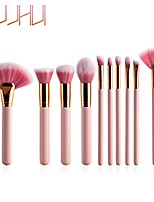 cheap -makeup brushes beauty makeup brushes set advanced beauty cosmetic concealer kit tools (10 pcs)