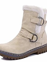 cheap -winter boots women shoes short boot flat martin platform boots tide plus velvet short tube snow boots,brown lacing,34
