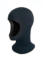 cheap -SLINX Diving Wetsuit Hood 5mm SCR Neoprene for Adults - Thermal Warm Diving Snorkeling / Stretchy / Solid Colored / Winter