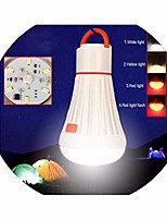 cheap -aaa lanterna 4 modes abs 6 + 3w portable camping tent light torch lantern flashlight hanging lamp task lighting