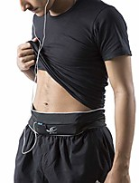cheap -running belt waist packs phone holder, fitness accessory with hidden pockets for holding phone money keys, suitable for work out travel sports outdoors yoga, women men (gray, s)