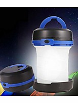 cheap -multi-function led camping lamp portable foldable flashlight for emergency lanterns