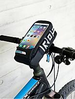cheap -Bike Frame Bag Top Tube Cycling Backpack Waterproof Portable Quick Dry Bike Bag Nylon Bicycle Bag Cycle Bag Cycling Outdoor Exercise