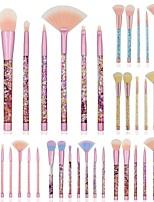 cheap -7 Pieces Of Quicksand Makeup Brush Sequin Crystal Makeup Brush Diamond Makeup Brush Beauty Makeup Tool