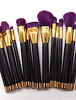 cheap -c.w.us professional makeup full makeup brushes set foundation brushes lip powder pincel maquiage sponge makeup fashion brush (color : purple, size : free)